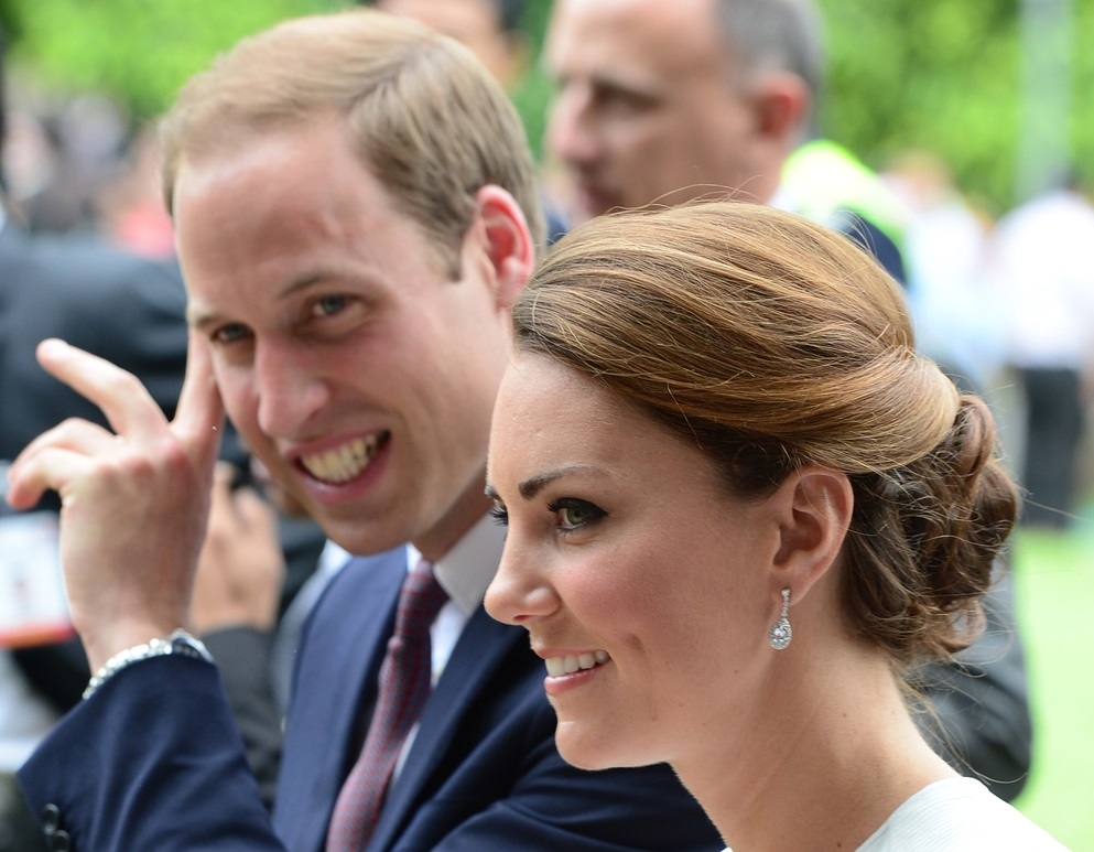 Date rencontre kate et william